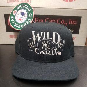 1997 New York Yankees Snapback Hat
